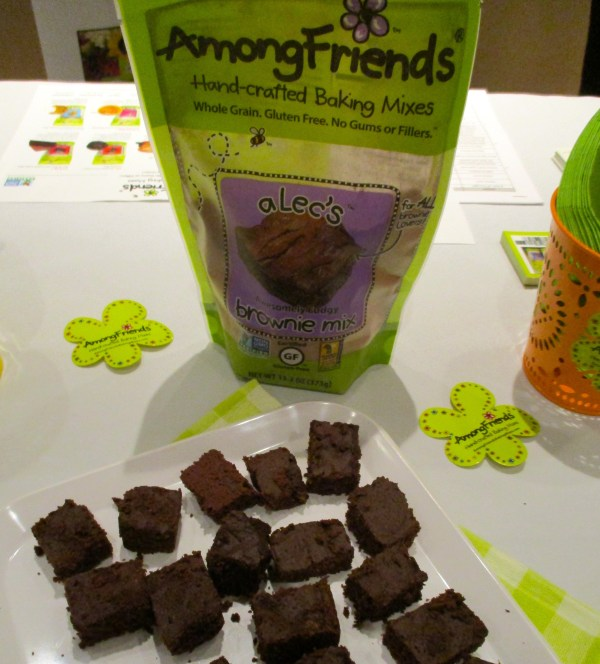 Among Friends Brownie Mix