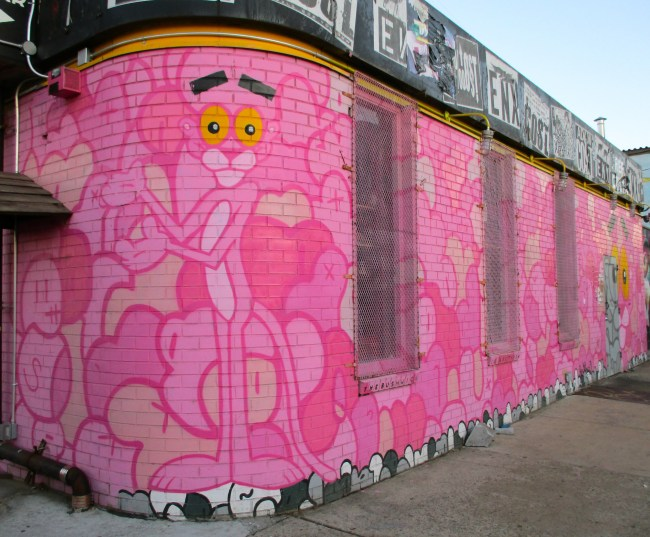 Pink Panther Building