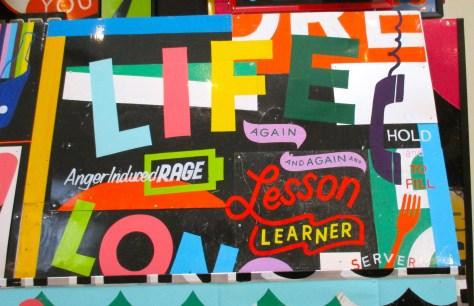 Life Long Lesson Learner