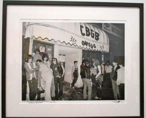 Ramones at CBs