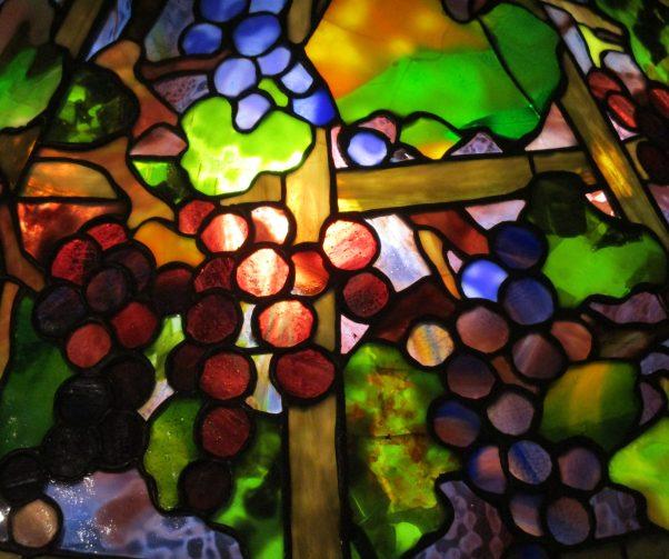 Grapes Shade Detail