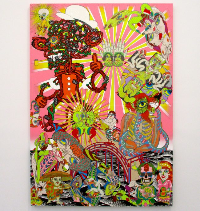 Dream Furor Colligendi, 2014