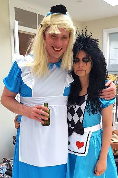 Neil and Liane