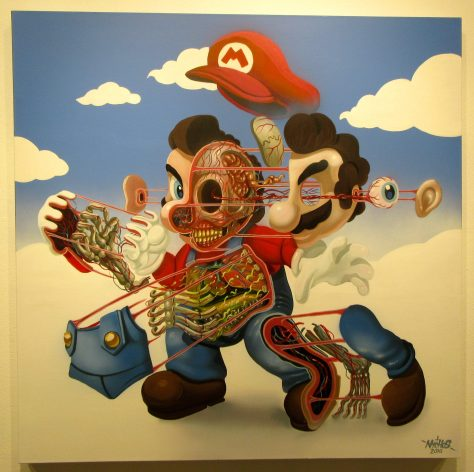 Dissection of Supermario