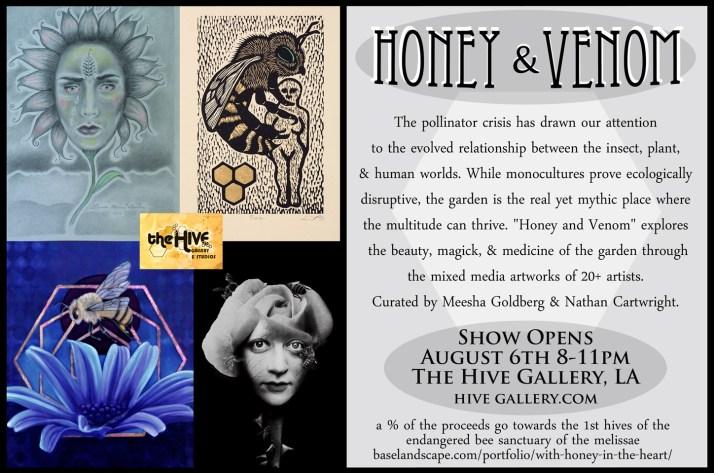 Honey and Venom