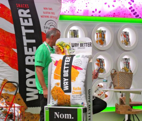 Way Better Chips Display