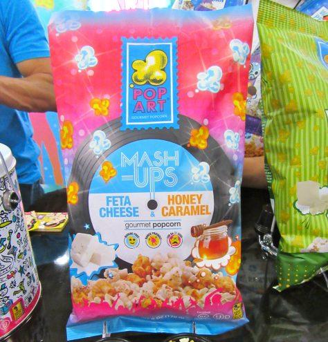 Art Pop Feta Cheese Mash Up