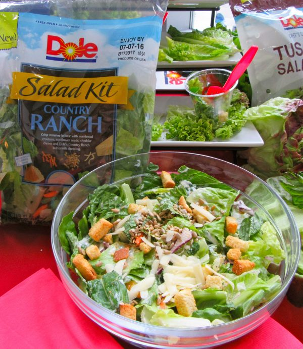 Dole Ranch Salad