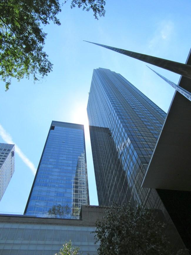 Skyscraper Vertical View