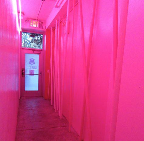 Pink Corridor 2