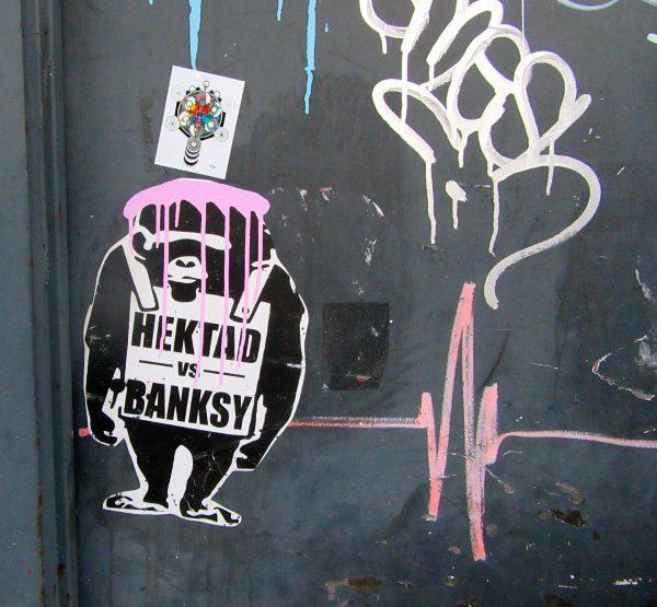 Hektad Vs. Banksy
