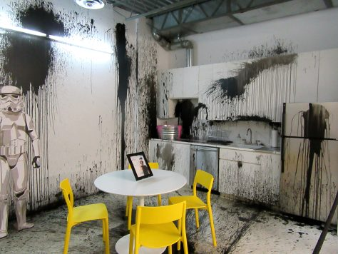 Brainwash Kitchen