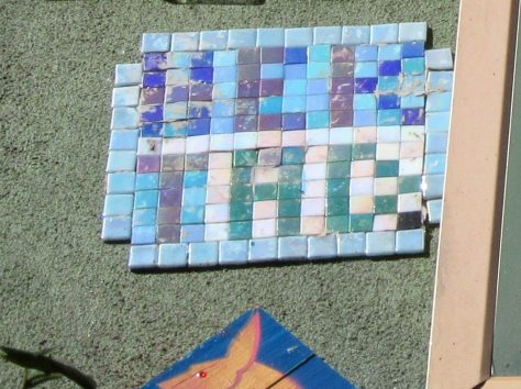Hektad Tile Mosaic