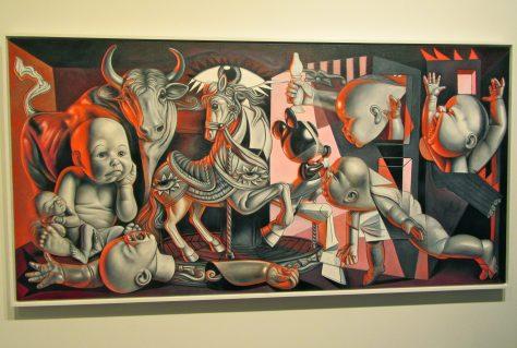 Baby Guernica