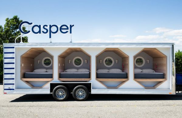 Casper Nap Mobile