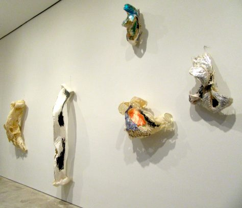 Lynda Benglis New Works