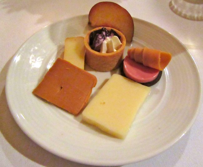 Cheese and Snack Plate