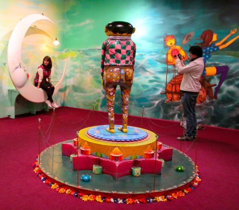 Os Gemeos Video, O Iluminado (The Illuminated), 2015