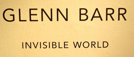 Invisible World Signage