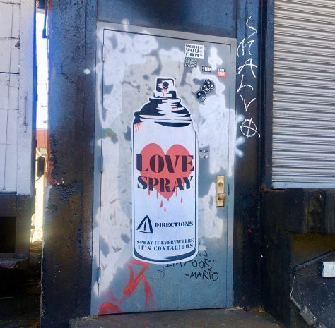 love spray by consumer photo by gail worley