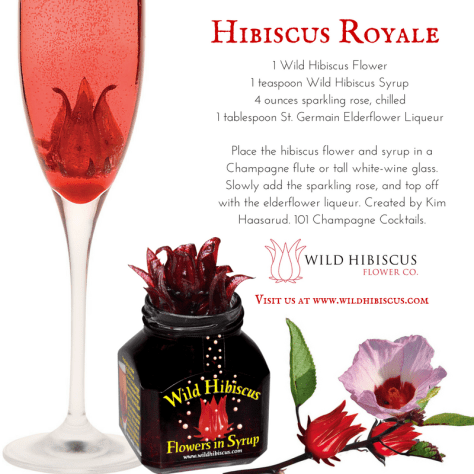 Hibiscus Royale