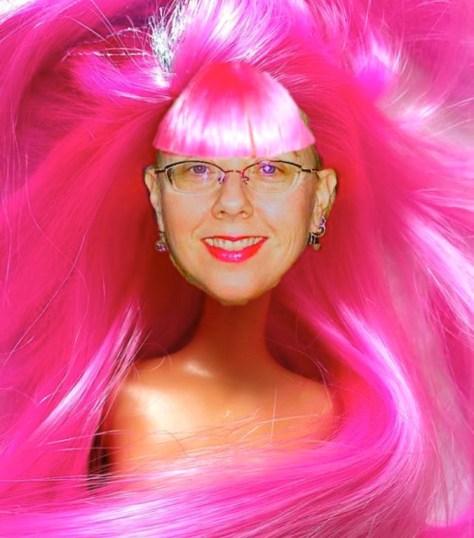 Gail Pink Barbie 2