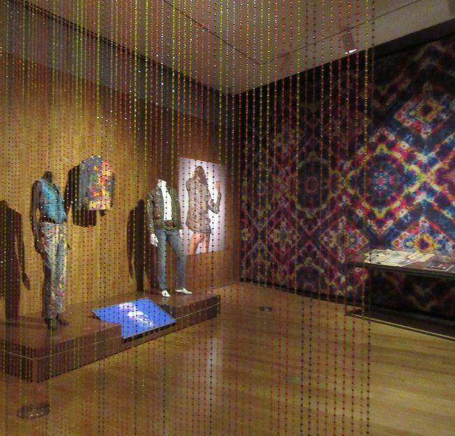 Studded Levis Denim Jacket Installation View