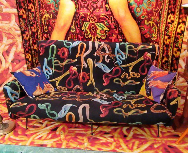 Snake Sofa