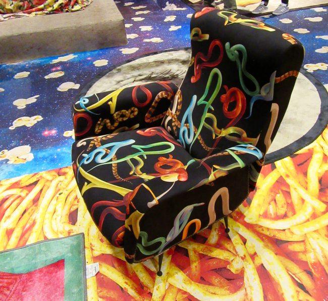 Snake Chair 3