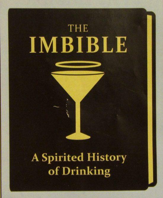 Imbible Title Card