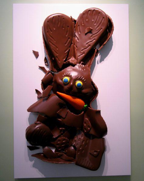 Sugar Madness Chocolate Bunny