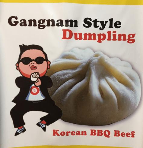 Gangnam Style Dumpling 1