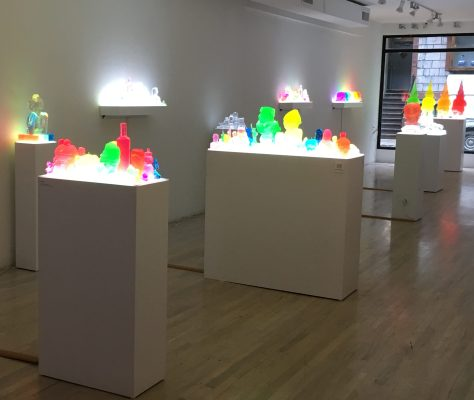 Sam Tufnell Installation View