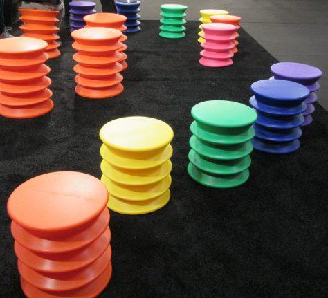 ErgoErgo Multicolored