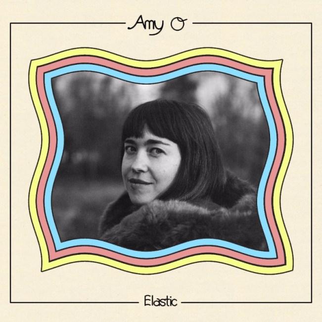 Amy O Elastic Album Art