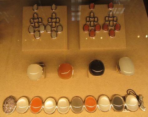 Bamboo Chandelier Earrings