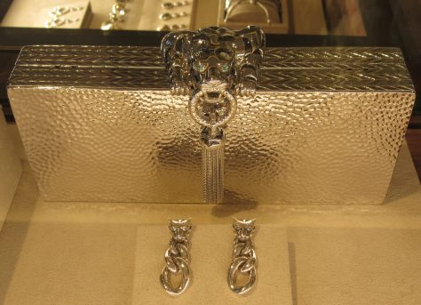 Handmade Metal Clutch