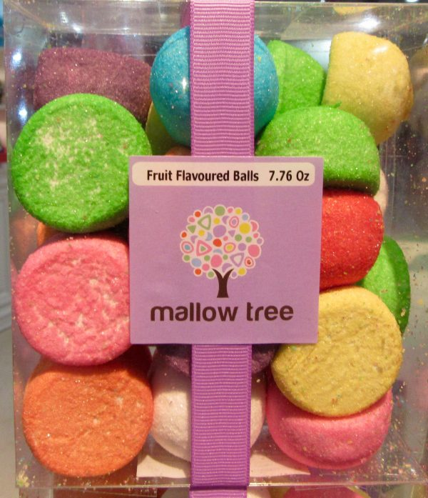 Mallow Tree Fruit Flavoured Balls