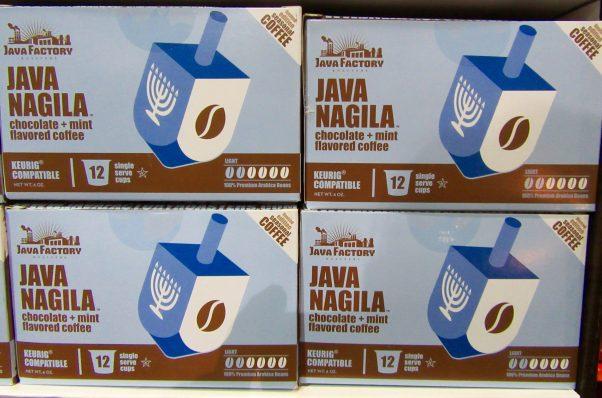 Java Nagila Keurig Pods