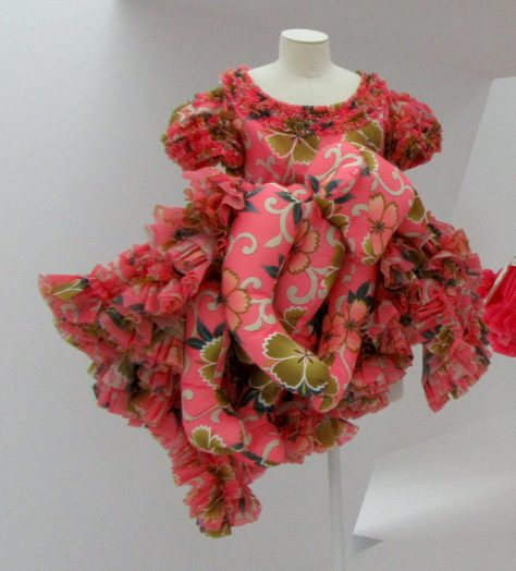 Flowered Dress
