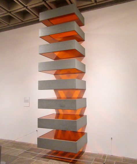 Donald Judd Untitled Stack 1970