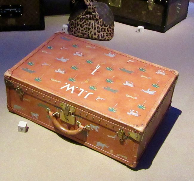 President Suitcase
