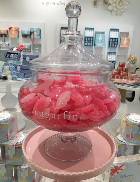 Pink Lips Candies