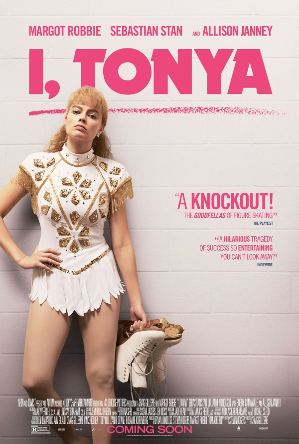 Official I Tonya Poster