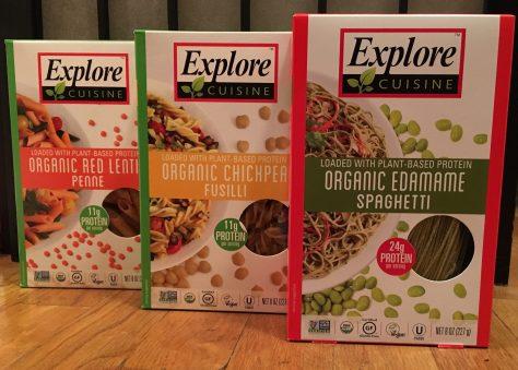 Explore Cuisine Packages Display