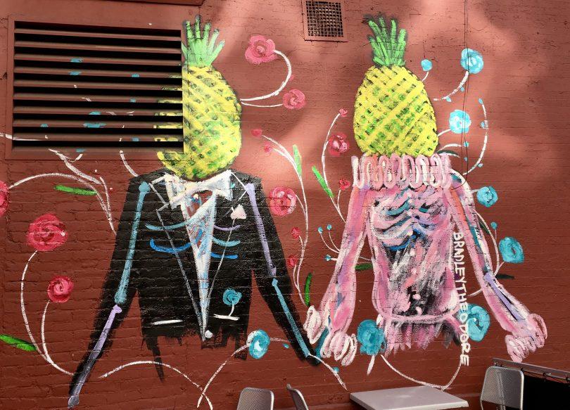 Pineapple Heads By Bradley Theodore