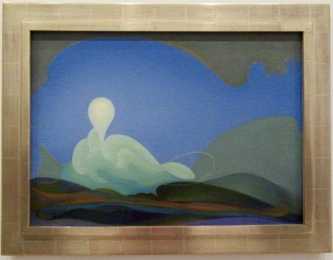 Agnes Pelton Sea Change