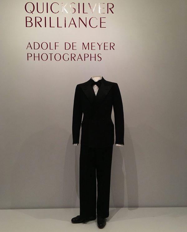 Adolph De Meyer Tuxedo