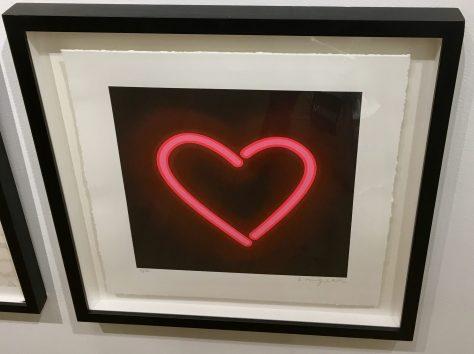 Willian Kingett Neon Heart