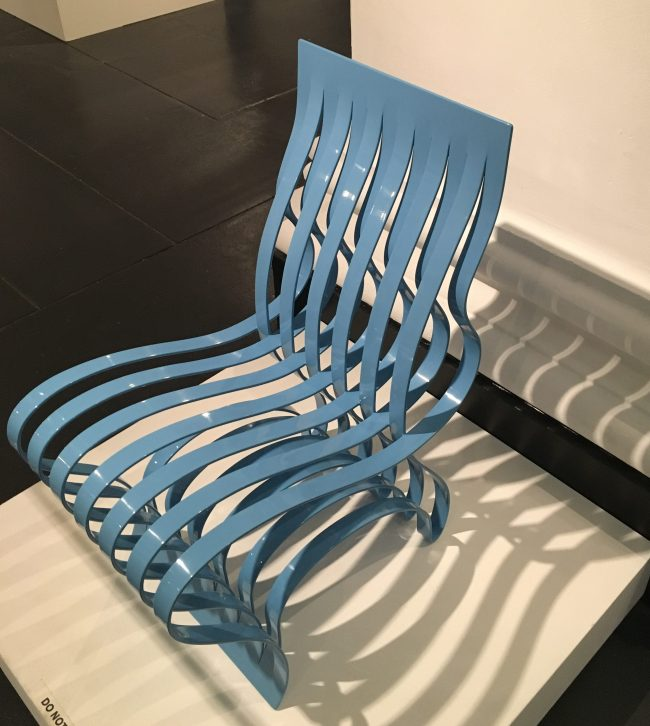 Current Chair By Vivian Beer